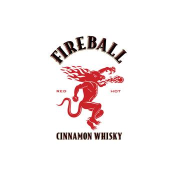 Fireball Whiskey Logo Fireball Whiskey Pulled Due To Propylene